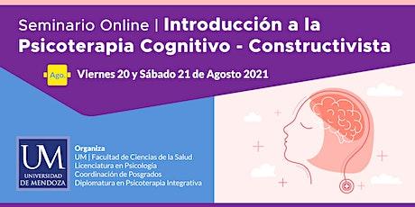 Introducción a la Psicoterapia Cognitivo-  Constructivista entradas