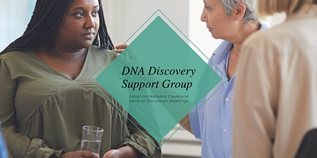 DNA Discovery Support Group (Virtual) tickets