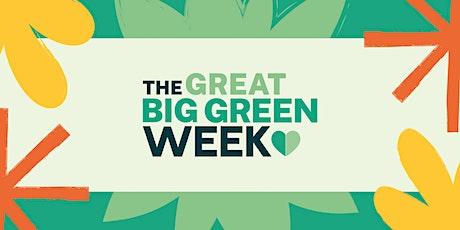 Local Linkup: Great Big Green Week in LONDON tickets