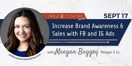 Increase Brand Awareness and Sales Through Facebook and Instagram Ads tickets