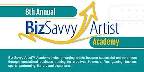 Biz Savvy Artist™  Information Session 1 tickets