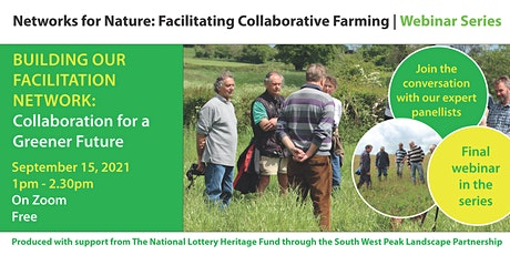 Building our Facilitation Network: Collaboration for a Greener Future tickets