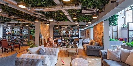 Turbo Connector with elevator pitches event at Arboretum Club tickets