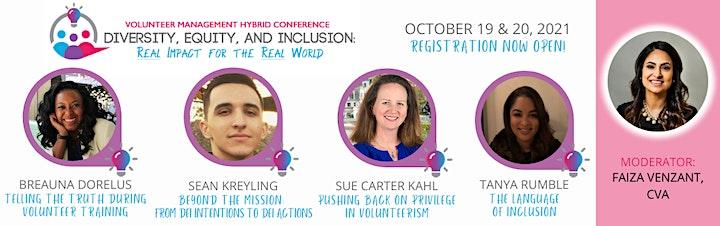 Virtual 2021 Volunteer Management Hybrid Conference image