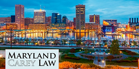 Visit Maryland Fall 2021 - Law Preview Nights tickets