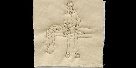 Stitched Drawings, Georgie Meadows: Artist Talk tickets
