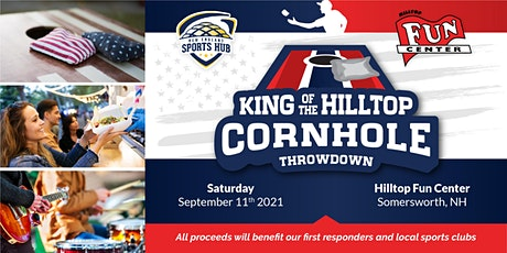 King of the Hilltop Corn Hole Throwdown tickets