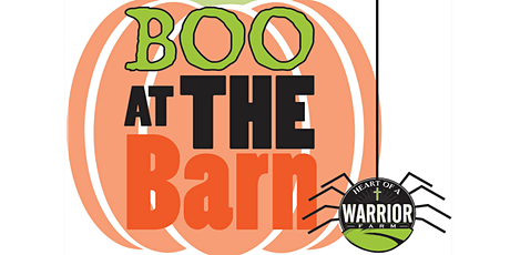 Boo at the Barn tickets
