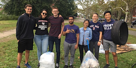Charles River Conservancy -COASTSWEEP Cleanup - Boston Location tickets