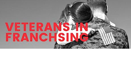 Franchising for Veterans tickets