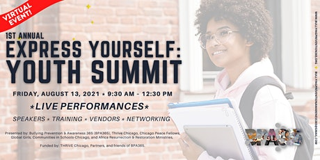 Express Yourself: Youth Summit billets
