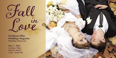 Northeast Ohio Magazine's Fall in Love in Canton Wedding Showcase tickets