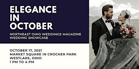 Northeast Ohio  Weddings Magazine's Fall in  Love in Westlake Wedding Show tickets