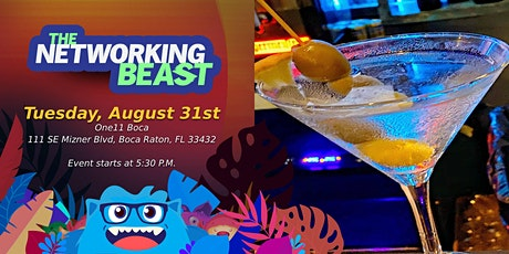 Business Card Exchange & Networking Event by The Networking Beast tickets