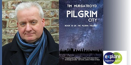 Book launch: Tim Murgatroyd with Pilgrim City tickets