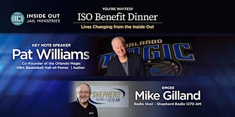 ISO Benefit Dinner October 1, 2021! tickets