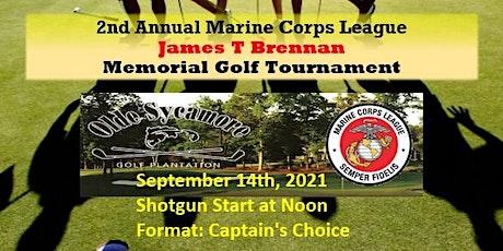 Marine Corps League Golf Tournament tickets