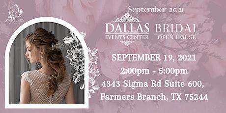 Bridal Open House Attendee Registration tickets