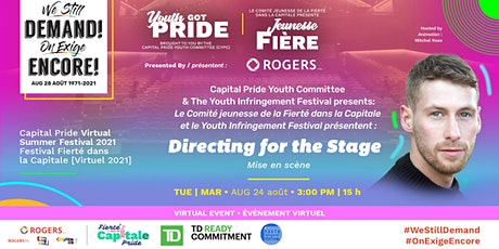 Capital Pride Youth Committee & The Youth Infringement Festival presents: D tickets