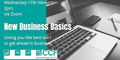New Business Basics