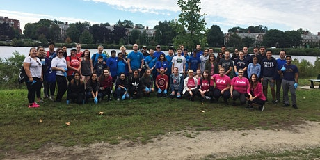 Charles River Conservancy -COASTSWEEP Cleanup - Cambridge Location tickets