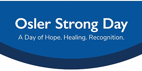 EGH Osler Strong Day tickets