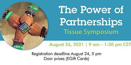 The Power of Partnerships -  Tissue Symposium tickets