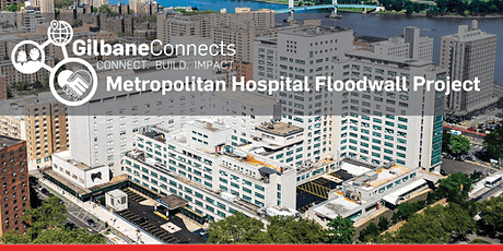 Metropolitan Hospital Floodwall Project Virtual Information Session tickets