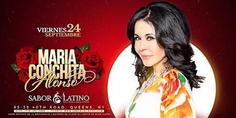María Conchita Alonso tickets