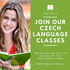 Come Learn the Czech Language tickets