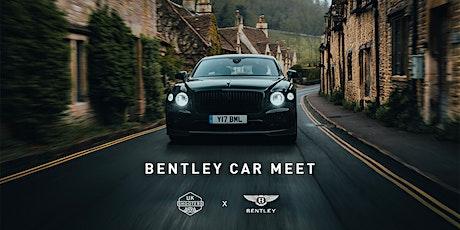 Bentley Car Meet w/ @uk.shooters | August 2021 tickets