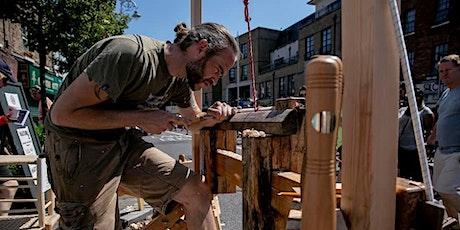Traditional Súgan woodworking demo with master craftsman Feargus De Brún tickets