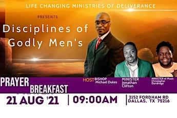 Men's Prayer Breakfast tickets