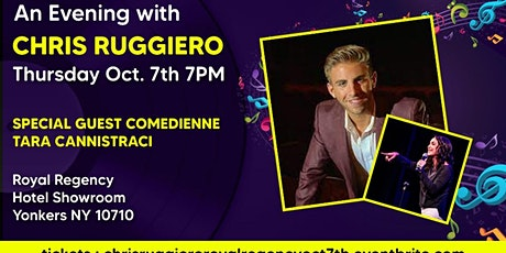 An Evening with Chris Ruggiero tickets