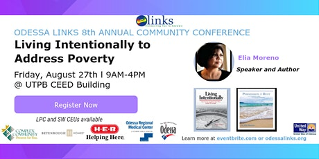 8th Annual Links Community Conference tickets