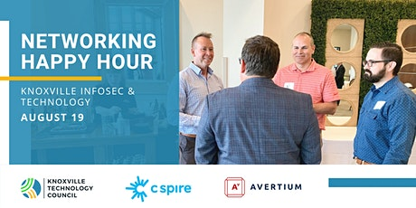 Knoxville InfoSec & Technology Networking Happy Hour tickets