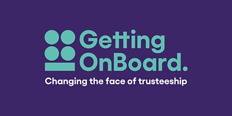 The Onboarding: induction training for newly appointed Trustees tickets