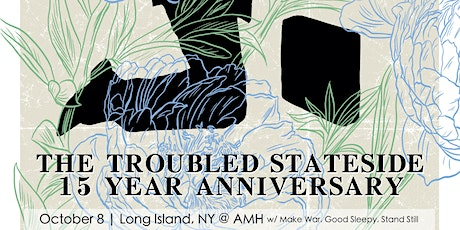 """Crime In Stereo """"The Troubled Stateside"""" 15 Year Show tickets"""