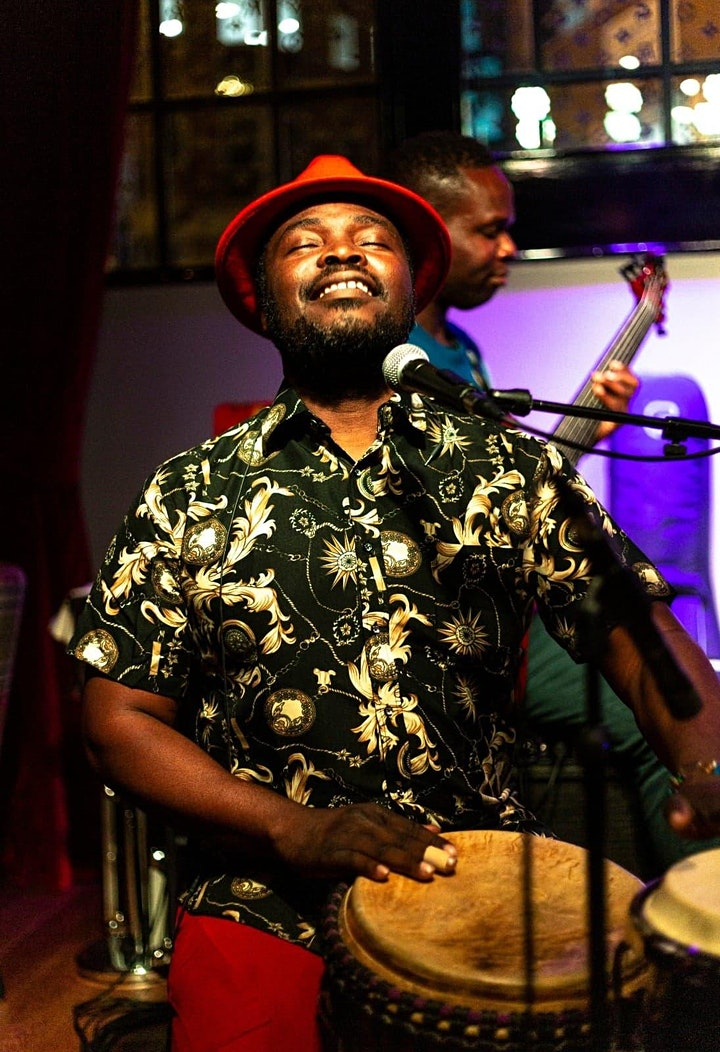 Afla Sackey's Highlife Plus | Afrik Bawantu + Lèa + Koichi Sakai + Volta45 image