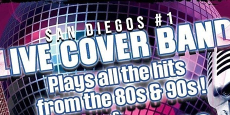 80s and 90s Video Bar with Live Cover Band at Toro Downtown San Diego tickets