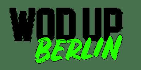 WOD UP, BERLIN 5 Tickets