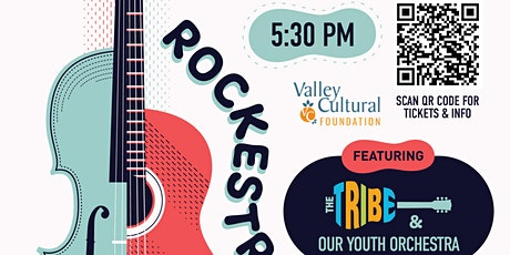 THE ROCKESTRATION SHOW WITH THE TRIBE AND A 40-PIECE YOUTH ORCHESTRA tickets