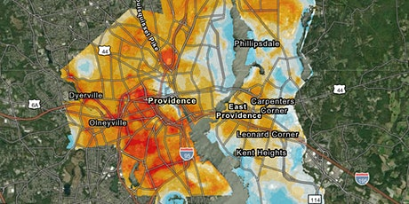 Providence Extreme Heat Mapping Project tickets