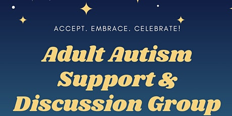 Adult Autism Support & Discussion Group billets