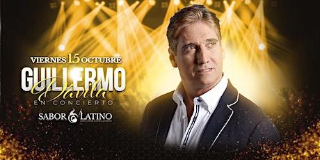 Guillermo Dávila tickets