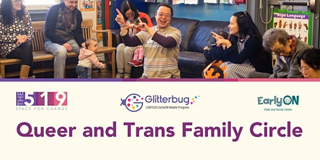 EarlyON Queer and Proud Family Circle tickets