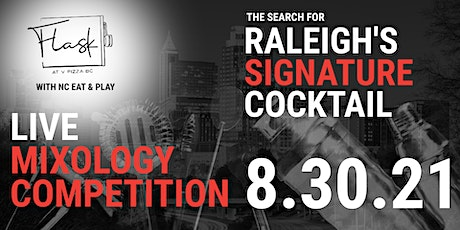 The Search for Raleigh's Signature Cocktail Competition tickets