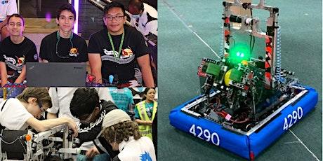 Queen City Robotics Alliance Open House tickets