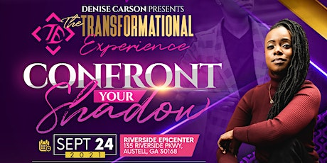 Transformational Experience tickets