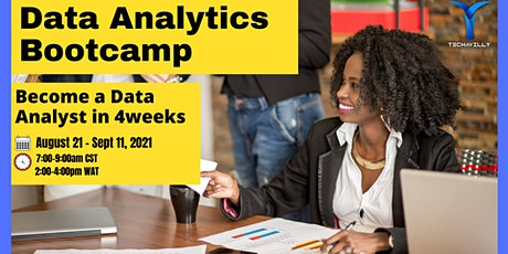Data Science Bootcamp 2021 tickets